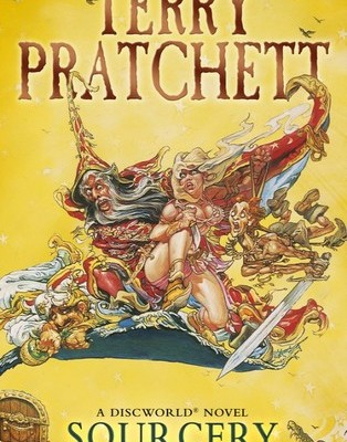 Review: Sourcery by Terry Pratchett